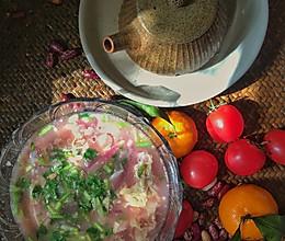 萝卜汤的做法