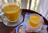 胡萝卜玉米汁—营养又好喝—比酒店榨的还好喝的做法