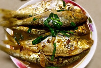 红烧鼓眼鱼的做法