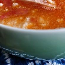 西红柿麦片粥