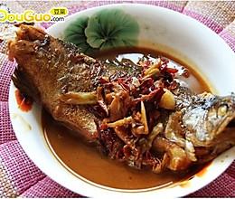 鱼跃龙门:红烧虹鳟鱼的做法