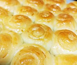 #安佳食力召集,力挺新一年#脆底蜂蜜小面包