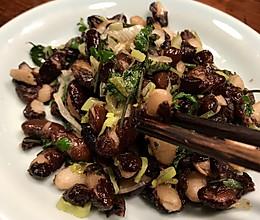 炒豆角米米的做法