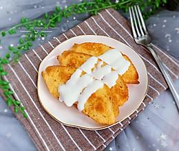 蛋奶焗法棍【宝宝最爱早餐】的做法