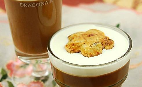 咖啡奶茶冻的做法