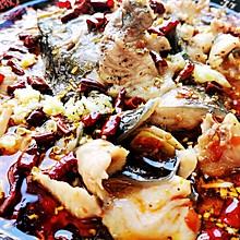 川香椒麻水煮鱼
