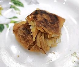 三丝馅饼的做法