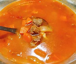 营养丰富罗宋汤的做法