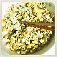 菜叶素菜包,减肥低卡~的做法图解3