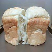 柔软拉丝的吐司-东菱面包机