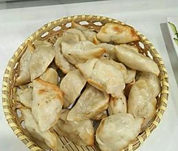 空气炸锅版煎饺的做法