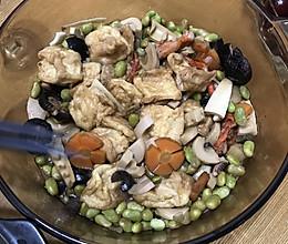 家常海鲜豆腐煲的做法