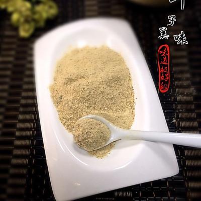 自制天然味精(虾皮香菇粉)