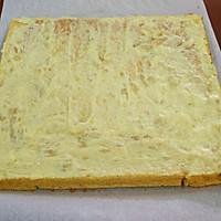 香蕉蛋糕卷的做法图解16