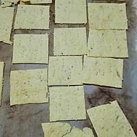 芝麻薄片饼干#甜蜜厨神#的做法图解12