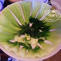小清新【蚝油香菇油菜】的做法图解4