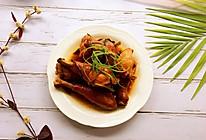 #精品菜谱挑战赛#葱油鸡腿的做法