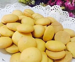 蛋黄仔-鸡蛋饼干的做法