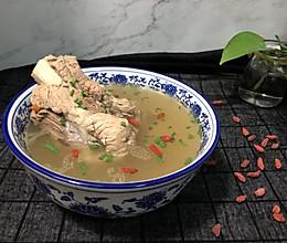 清爽大骨汤的做法