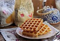 蜂蜜华夫饼的做法