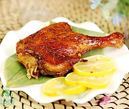 微波炉版烤鸭腿#美的微波炉菜谱#的做法