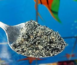 黑芝麻核桃粉:益智补脑的做法