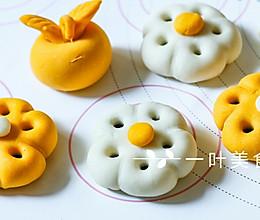 【花样美食/馒头】豆沙包的做法