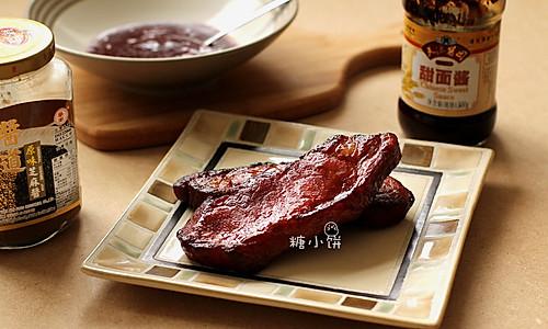 【蜜汁叉烧】完全自制叉烧酱版的做法