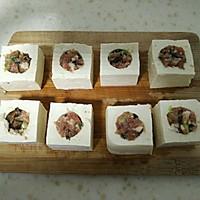 砂锅豆腐酿的做法图解6