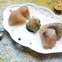 迷你水晶粽 最简单的粽子