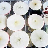 自制美味苹果干的做法图解4