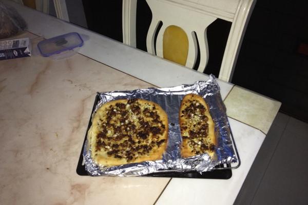 简易土掉渣肉饼的做法