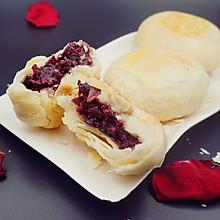 鲜花饼 附玫瑰酱做法