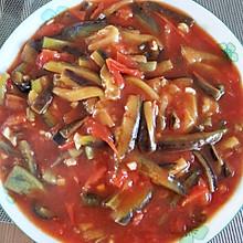 零失败西红柿版鱼香茄条