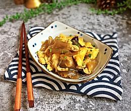 鸭蛋炒粉皮(10分钟快手家常菜)的做法