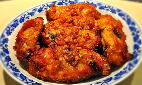 浓香烤鸡翅——爱不释口的烤鸡翅的做法
