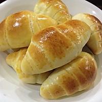 黄油 面包  牛角包的做法图解13