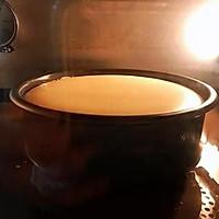 起司片棉花蛋糕 8吋無奶油、燙麵水浴烘烤(转载)的做法图解12