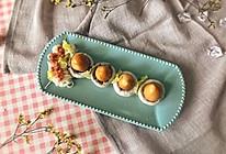 ㊙️吃不够的美食--黄油版口蘑蒸鹌鹑蛋的做法