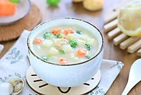 开胃土豆浓汤的做法