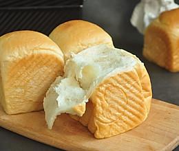 #硬核菜谱制作人#超级柔软的日式生吐司的做法