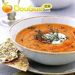 莳萝胡萝卜汤