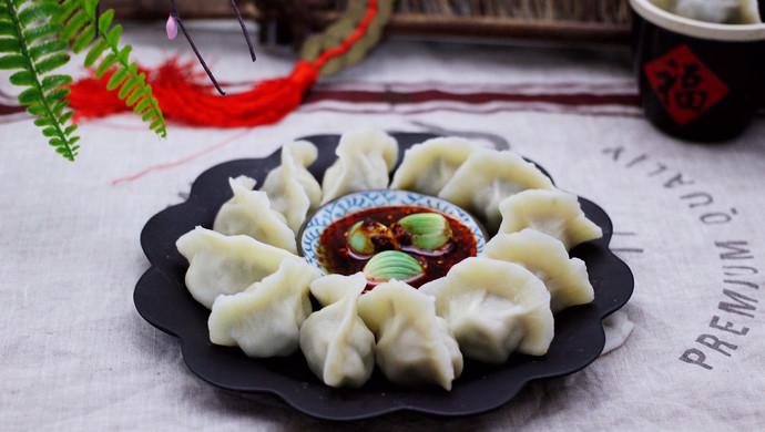 #新年开运菜,好事自然来#海参木耳饺子