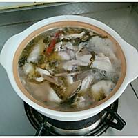 酸菜鱼的做法图解5