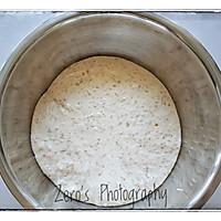 轻法式爆浆红豆乳酪面包(水合法)的做法图解7