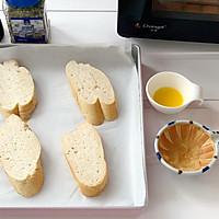 快手早餐-蒜香法棍的做法图解2