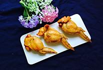鸡翅包饭的做法