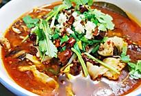 水煮鱼片美味简单做的做法
