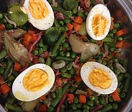 menestra 地中海大烩菜的做法
