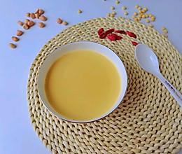 #入秋滋补正当时#秋季养生豆浆—花生枸杞豆浆的做法